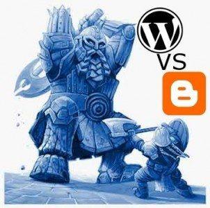 WordPress V.S Blogspot